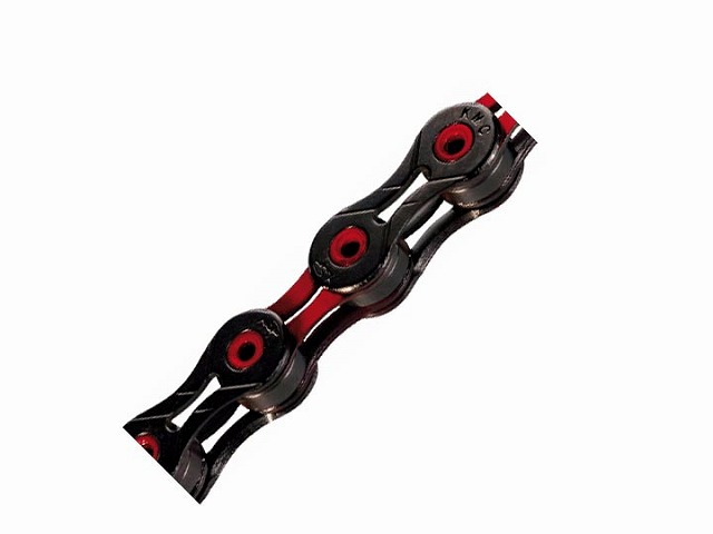 kmc-x11sl-dlc-11speed-chain-black-red