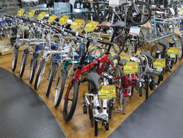 dahon outlet 17fall
