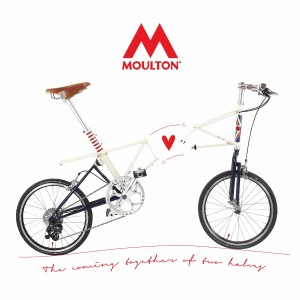 The Moulton GRAND UNION Special Edition - 19th May 2018 - Square