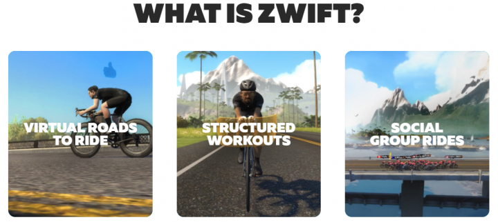 WHAT'S ZWIFT