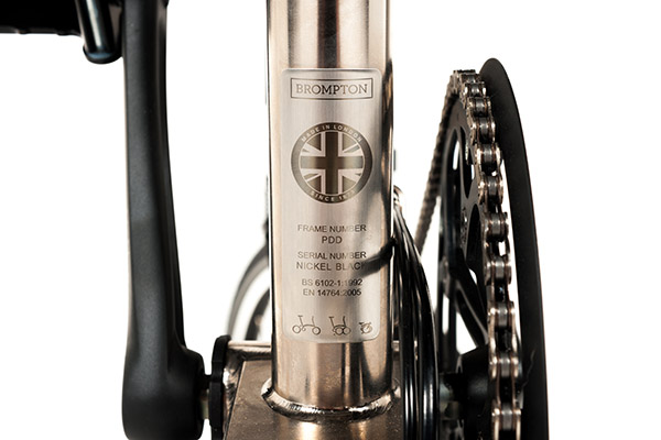 Brompton Nickel detail2
