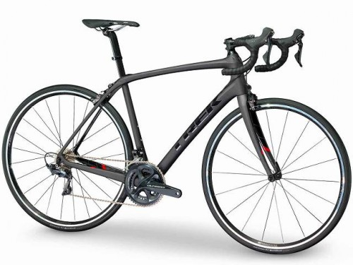 2018 DOMANE SL6 Matte Dnister BlackGloss Trek Black