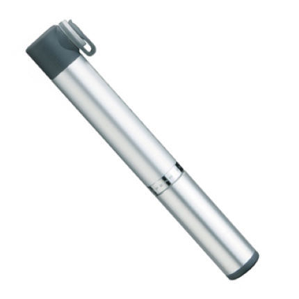 Topeak-Micro-Rocket-AL-Pump-Manual-Pumps-Silver-TMRAL